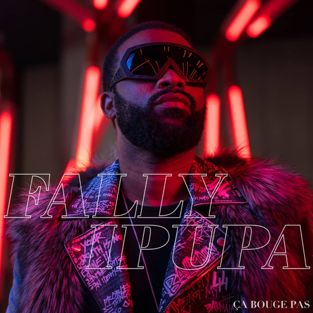 Photo of Fally Ipupa lance un nouveau single, « Ça Bouge pas »