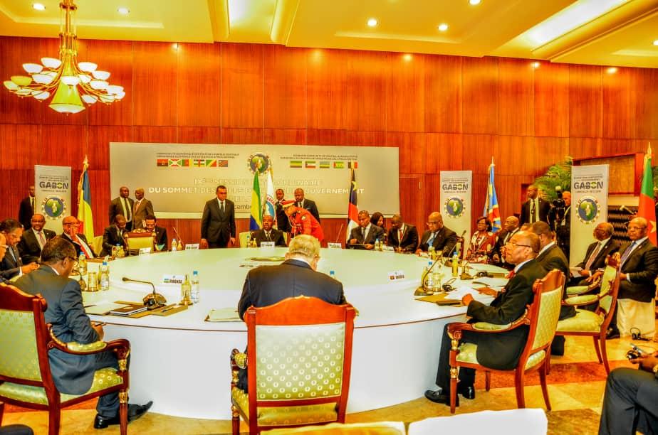 Photo of IXe Sommet de la CEEAC : les Chefs d'État ont signé la charte révisée de l'organisation