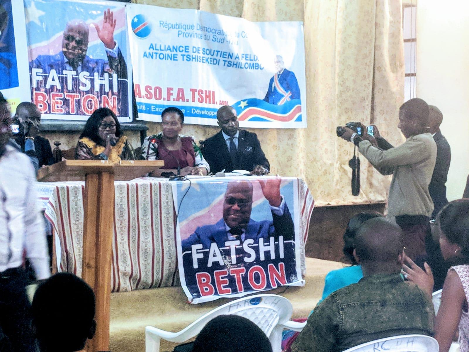 Photo of Entrepreneuriat: la Conseillère spéciale Chantal Yelu promet un avenir meilleur aux jeunes de Bukavu