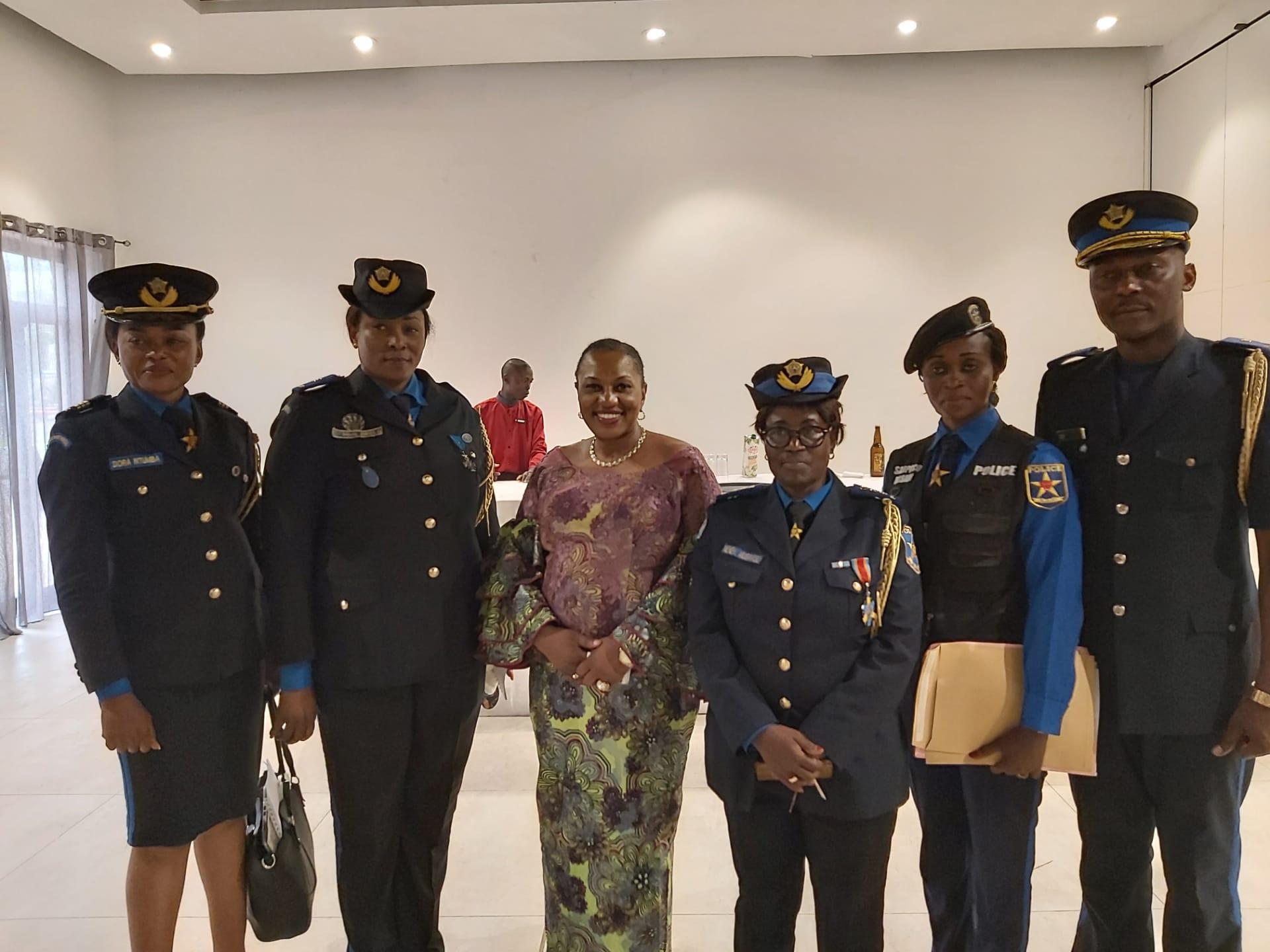 Photo of Lutte contre les violences sexuelles: la Police nationale congolaise désormais engagée